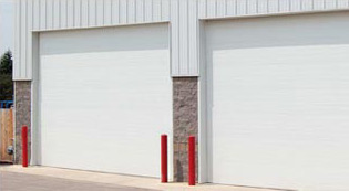Commercial Insulated Sandwich Garage Doors