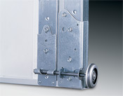 Commercial Garage Door Hardware - Brackets