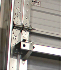 Commercial Garage Door Hardware - Endstiles