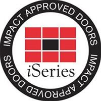 Commercial Garage Door Certified Windload - Impact Approved iSeries