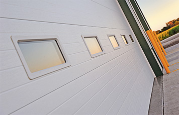 Commercial Garage Door Sections - Model 3216
